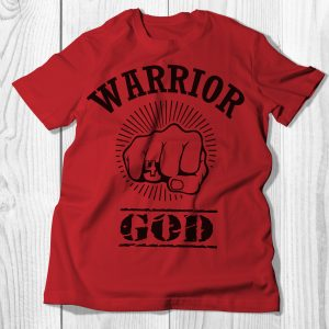 Warrior Shirt Red