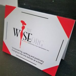 WISE Notecards (set Of 5)