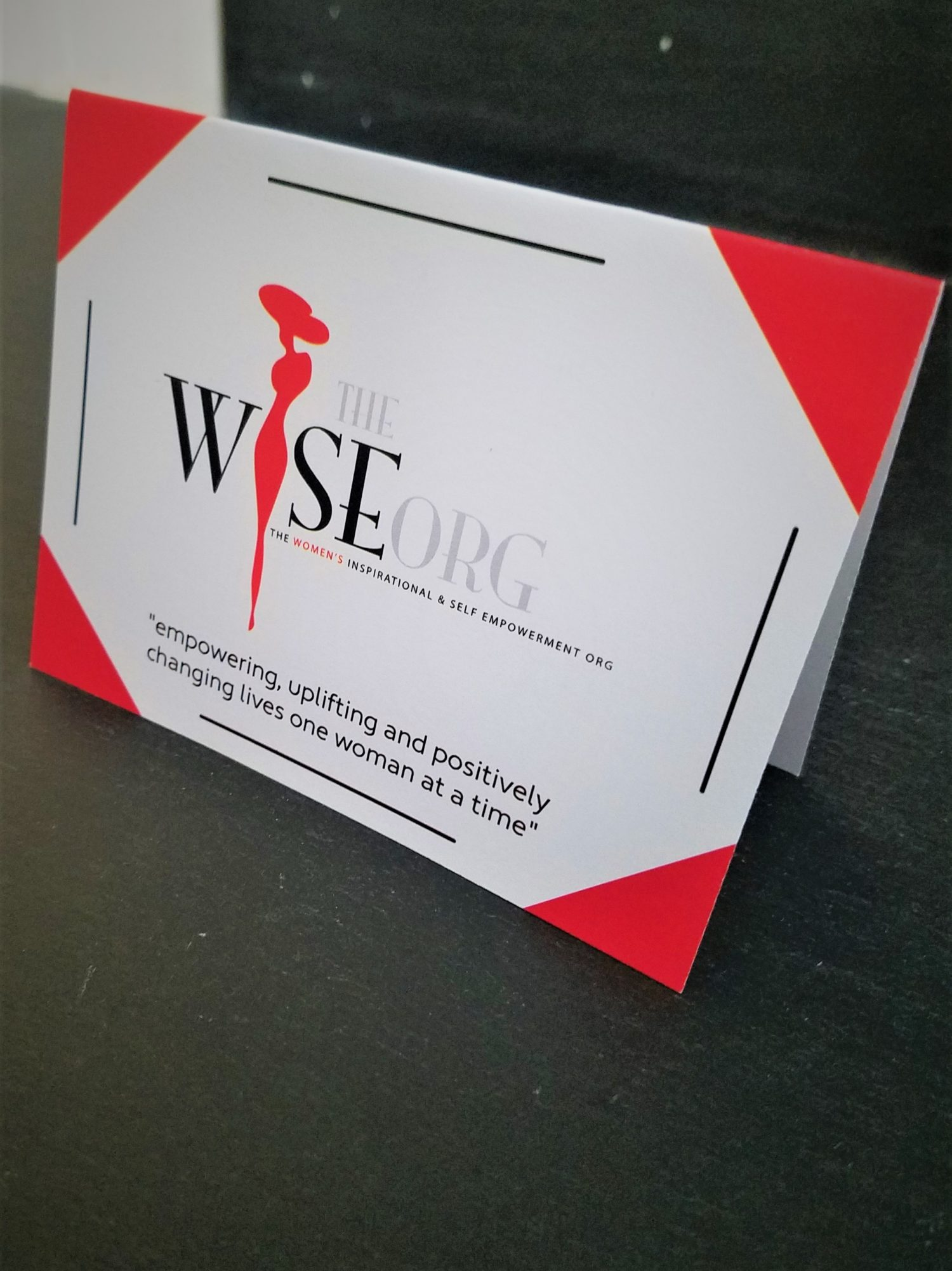 WISE Notecards (set of 5) – The Wise Organization