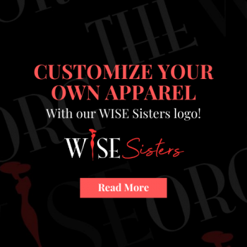 Customize Your Own Apparel (WISE Sisters)